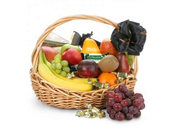 Fruit gift baskets fruits basket send flowers to uganda send fruit gift baskets fruits basket send flowers to uganda send gifts wine spirits cakes chocolates groceries fruit baskets negle Gallery