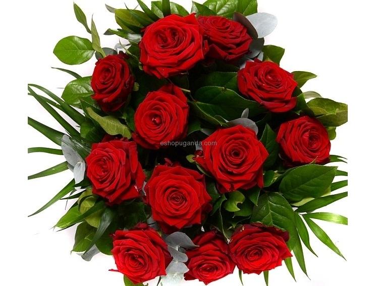Happy Anniversary Flowers - Occasional Flowers - eshopuganda.com