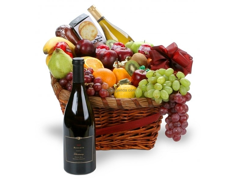 Fruit gift baskets wine basket send flowers to uganda send fruit gift baskets wine basket send flowers to uganda send gifts wine spirits cakes chocolates groceries fruit baskets negle Gallery