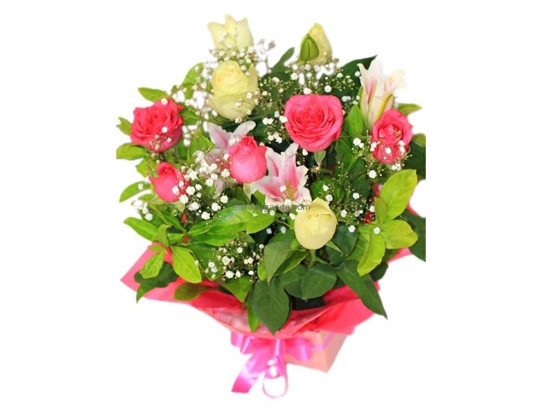 Love & Romance Flowers :: Love Bouquets - Send Flowers to Uganda ...